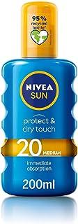 Nivea SPF20 Sun Invisible Protection Spray, 200 ml
