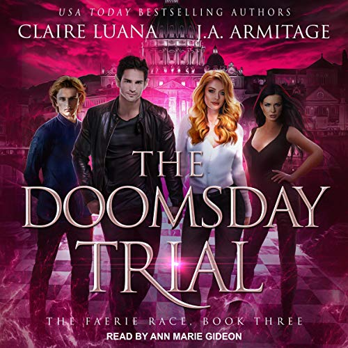 The Doomsday Trial cover art