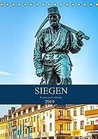 Siegener Stadtansichten (Tischkalender 2022 DIN A5 hoch): Ansichten mit interessanten Details in Siegen (Monatskalender, 14 Seiten )