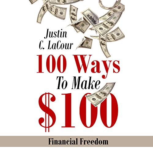 100 Ways to Make $100 audiobook cover art