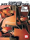 Complete Jazz Guitar Method: Includes Online Audio