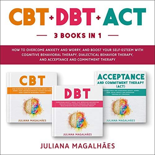 CBT + DBT + ACT cover art