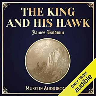The King and His Hawk audiobook cover art