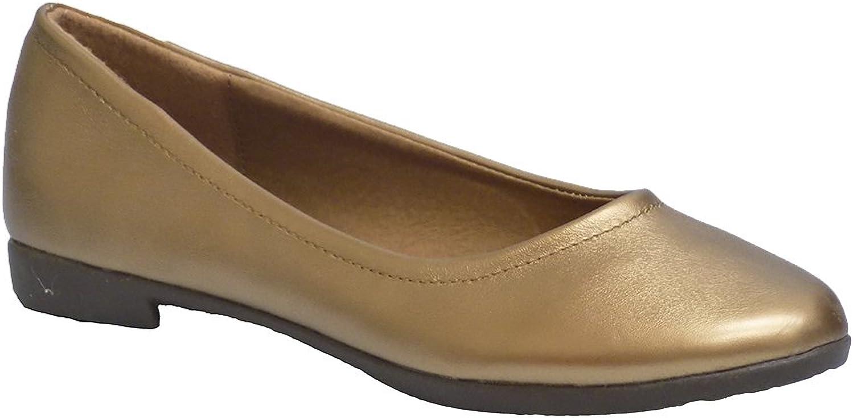 Pierre Dumas Flexibles Women's Elena-1 Bronze shoes
