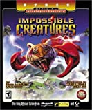Impossible Creatures - Sybex Official Strategies & Secrets by Doug Radcliffe (2003-02-03) - 03/02/2003