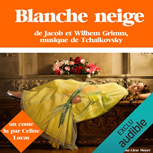 Blanche neige audiobook cover art