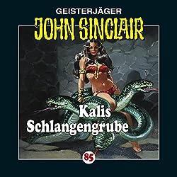 john Sinclair 85 Kalis Schlangengrube