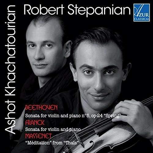 Ashot Khachatourian & Robert Stepanian