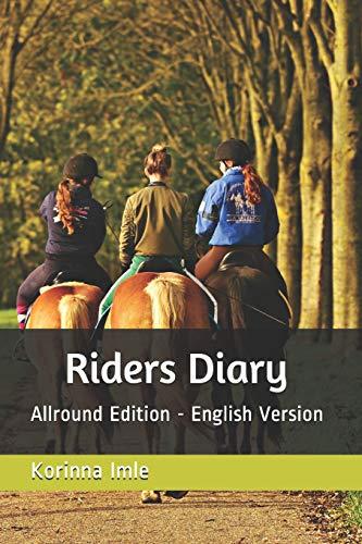 Riders Diary - Allround Edition: English Version