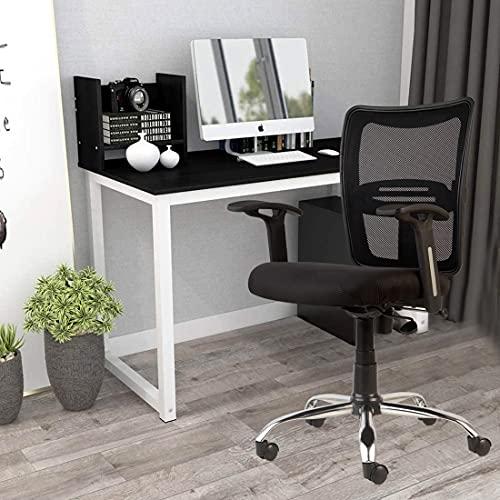 CELLBELL® C108 Medium-Back Mesh Office Chair [Black]