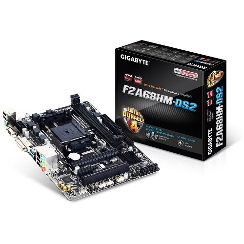 Gigabyte GAF268MS2-00-G11 - Placa Base F2a68hm-Ds2