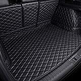Alfombrilla Maletero Coche Cobertura Completa Cuero, Para Lexus Ct200H Gs Es250-350-300H Rx350-450H Gx460H-400 Lx570 Ls Nx Impermeable Bandeja Antisucia Carga Interior Estera