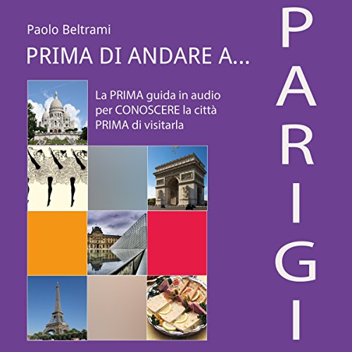 Prima di andare a Parigi audiobook cover art
