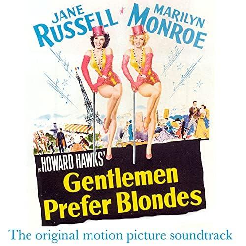 Marilyn Monroe & ジェーン・ラッセル