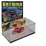 DC Comics - Batman Automobilia Collection Vehículos de Batman Nº 51 Detective Comics #233 Batwoman Bike