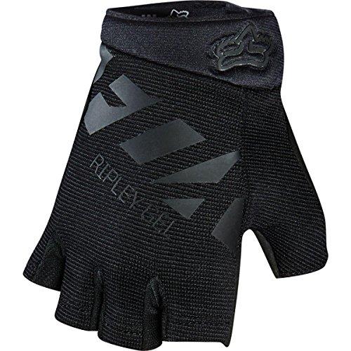 Fox Womens Ripley Gel Short Glove, Black/Black, Größe S