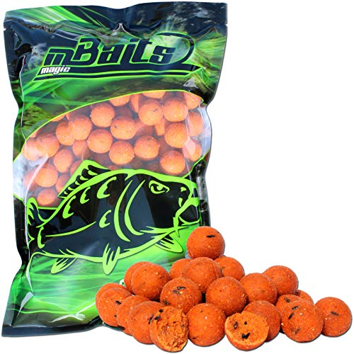 Angel-Berger Magic Baits Boilies 1 Kg (Magic Tutti Frutti, 20mm)