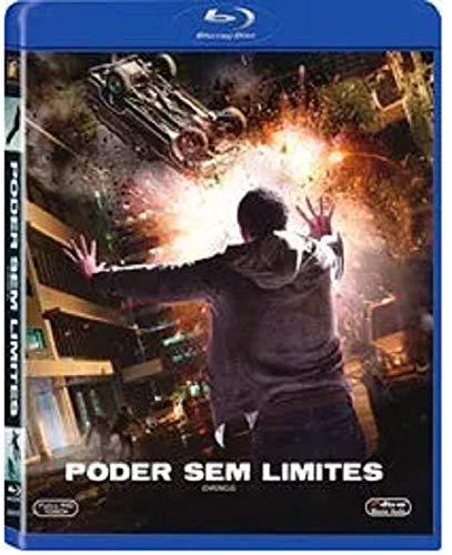 Blu-ray Poder Sem Limites usado