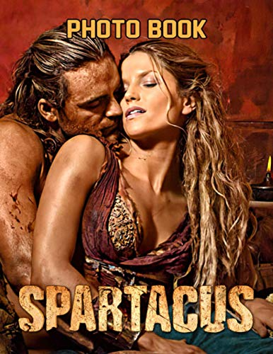 Spartacus Photo Book: The Ultimate Creative 20 Pages Of Photo & Image Book Books For Adults And Kids