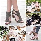Immagine 1 tomwell sandali donna eleganti tacco