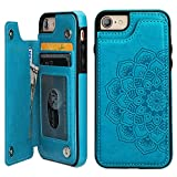 Vaburs iPhone 7 iPhone 8 iPhone SE 2020 Case Wallet with Card...