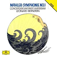 Mahler: Symphony No.1 in D The Titan by Concertgebouw Orchestra of Amsterdam [Orchestra] (1990-10-25)