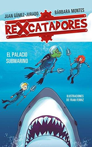 Los Rexcatadores 01 a 04 - Juan Gómez-Jurado & Bárbara Montes 5161q+APfQL