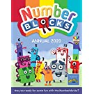 Numberblocks Annual 2020 - as seen on Cbeebies! Learn to count from 1 to 10 with maths puzzles, games and Numberblocks episodes
