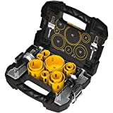 DEWALT Hole Saw Kit, 14-Piece (D180005)