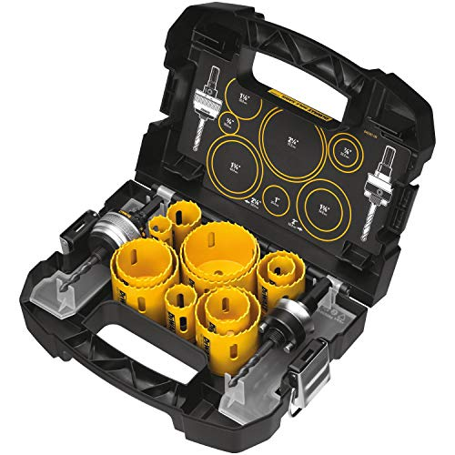 DEWALT Hole Saw Kit (D180005)