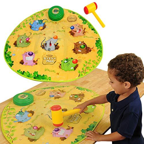 Playmats - Musikteppich Maulwurfspiel