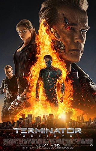 newhorizon Filmposter, Motiv Terminator Genisys, 40,6 x 63,5 cm, Keine DVD