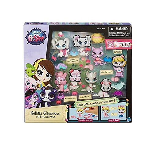 Littlest Pet Shop - Pet Multi Pack (Hasbro A8218EU4): Amazon.es ...