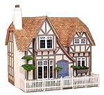 Greenleaf Glencroft Dollhouse Kit - 1 Inch Scale