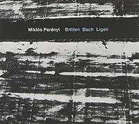 Britten/Bach/Ligeti