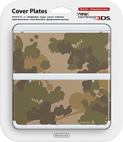 Coque N°17 pour New Nintendo 3DS - Camouflage