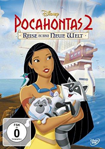 Pocahontas 2 - Reise in eine neue Welt [Alemania] [DVD]
