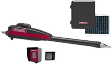 Liftmaster LA412PKGU 12VDC Solar Residential Linear Actuator Kit, Includes Solar Panel, Battery Backup, Receiver and Pholocell!