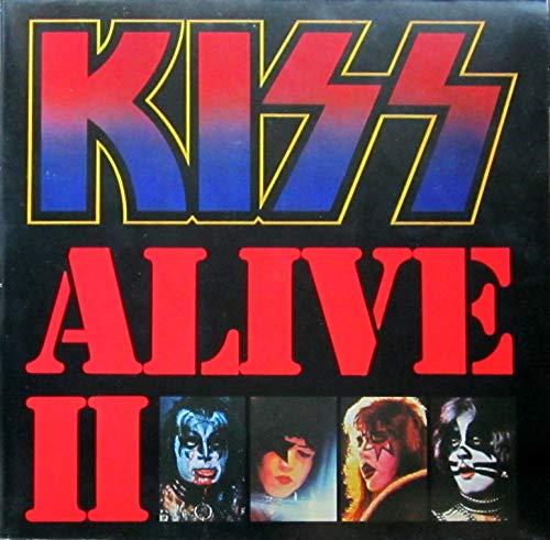 Kiss Alive II [Vinyl Doppel-LP] [Schallplatte]