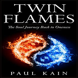 Twin Flames audiobook cover art