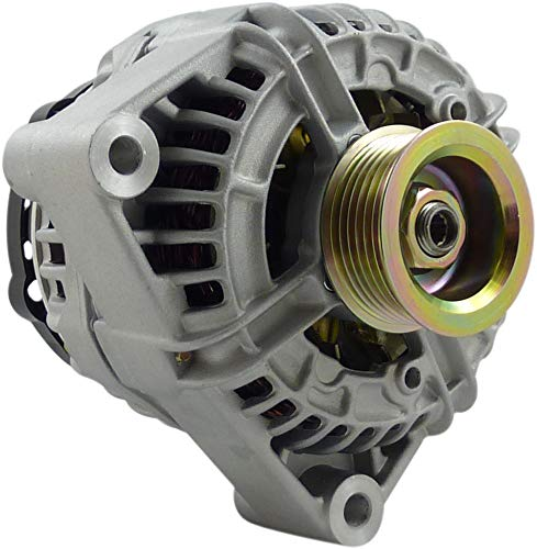 New Premium Alternator Compatible with Chevrolet Avalanche 1500 Cadillac Escalade V8 5.3L Silverado Suburban Tahoe Sierra Yukon Replaces 0-124-525-072 0-124-525-104 10371020 15128978 15200269