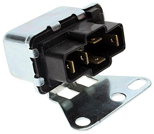 ACDelco C1796A Professional Heater and Air Conditioning Blower Motor Relay
