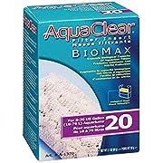 Aquaclear Biomax, 20-Gallon, weiß