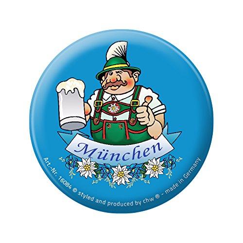 Flaschenöffner - München Lederhosen - 06388 - Gr. ca. 5,7 cm