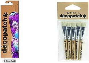 Decopatch Hog Bristle Brush No10