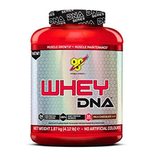 BSN DNA Series Whey DNA - 55 Serv. Vanilla Cream