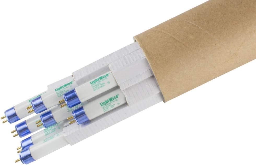 LightWise T5 HO Fluorescent Grow Light Bulbs
