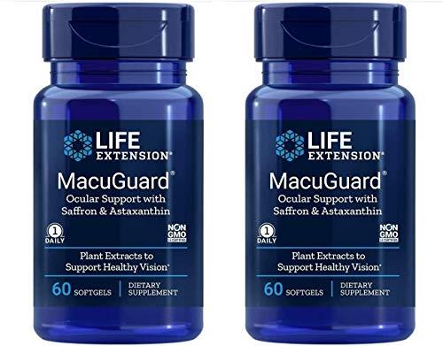 Life Extension MacuGuard Ocular Sup…