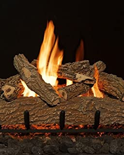 Grand Canyon Gas Logs WO24LOGS Western Oak Logs44; 24 in.