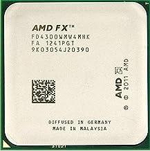 AMD FX-4300 FD4300WMW4MHK Vishera Quad-Core 3.8GHz (4.0GHz) Desktop CPU Processor Socket AM3+ 95W 938-pin